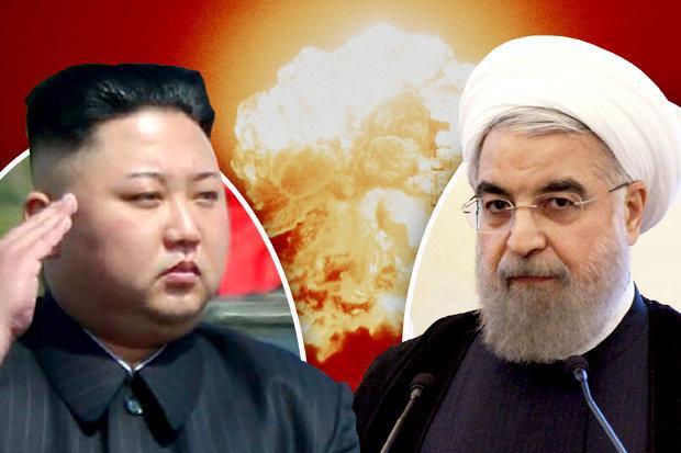 Iran Peringatkan Kim Jong-un | Daily Star