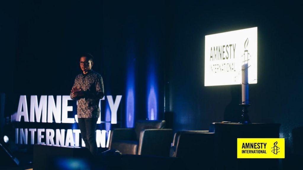 Usman Hamid, Direktur Eksekutif Amnesty International Indonesia | AII