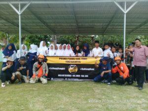 Para Relawan   Posko Peduli Sulteng-DIY
