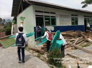 Membangun asa   Posko Peduli Sulteng-DIY
