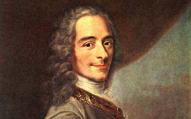 Voltaire | India Today
