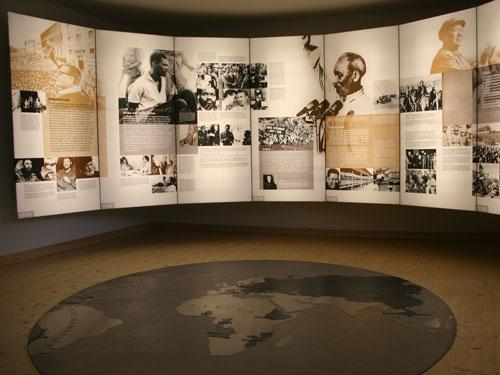 Ilustrasi museum | Karl Marx House