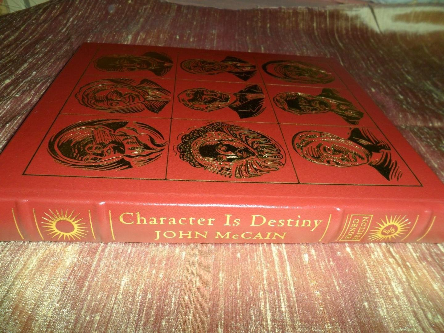 Character Is Destiny | WorthPoint