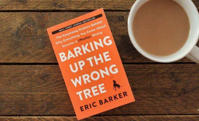 Menikmati Tangga yang Salah karya Eric Barker | bookreviews.roseannasunley.com