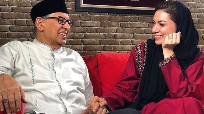 Quraish Shihab dan Najwa Shihab | Instagram/Najwashihab