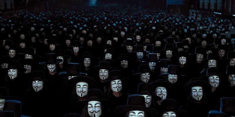 V for Vendetta | Inverse.com