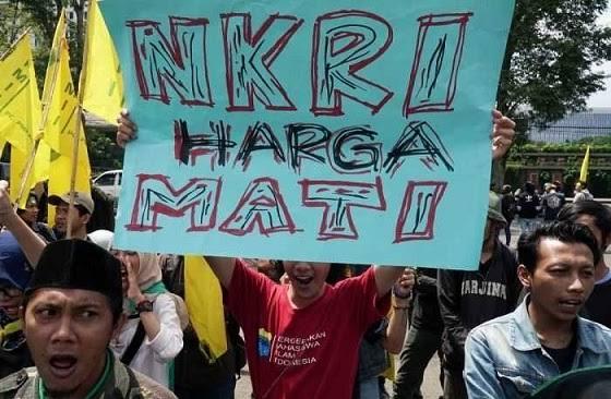 NKRI Harga Mati | Inidesain.com