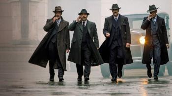 Film La Sombra de la Ley atau Gun City | Netflix