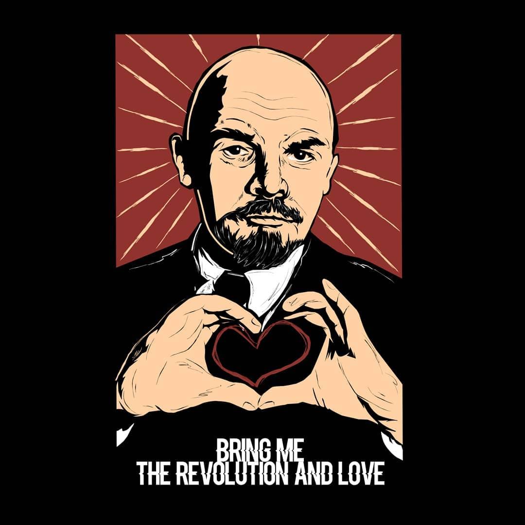 103 Tahun Revolusi Bolshevik