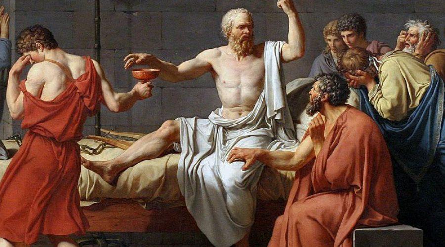 Adegan terakhir Socrates | Steven Dunn on Philosophy