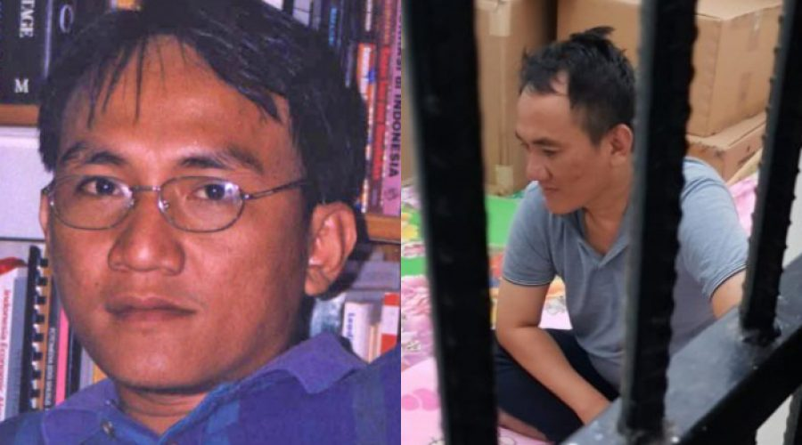 Andi Arief | Montase dari Aksara Sahaja & Social Media