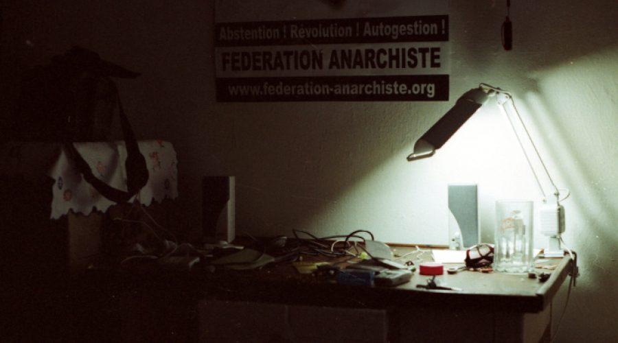 Federation Anarchiste   Fiveprime
