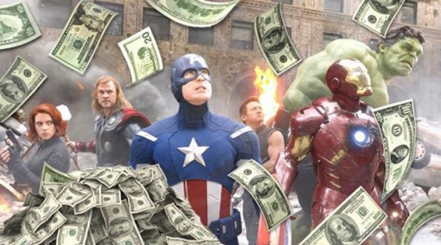 Avengers Money | Following The Nerd