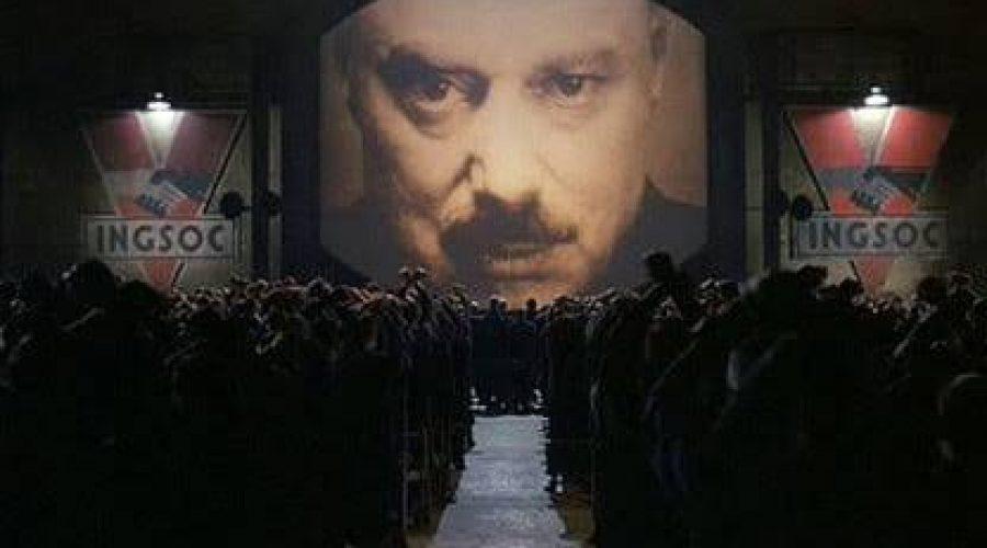 Ilustrasi novel George Orwell, 1984   Digitaltrends.com